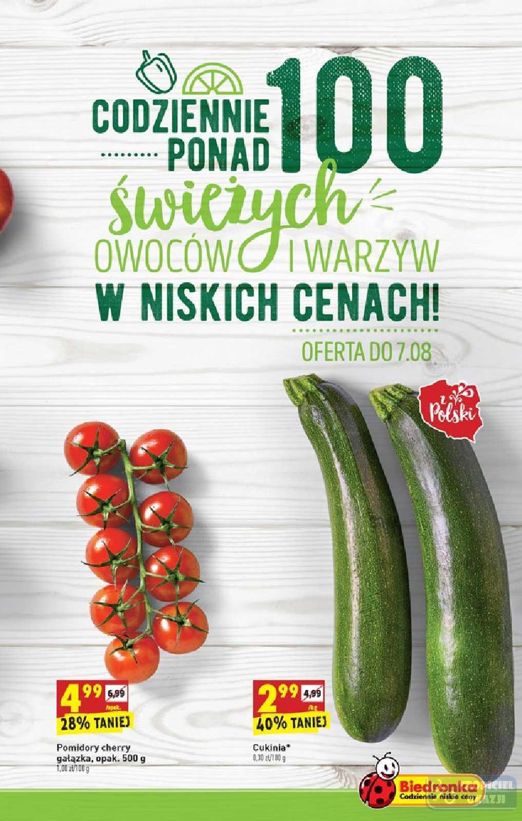 Gazetka promocyjna Biedronka do 10/08/2019 str.8