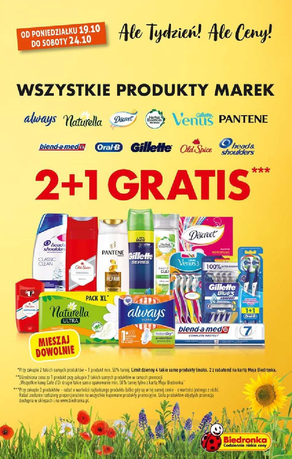 Gazetka promocyjna Biedronka do 24/10/2020 str.5