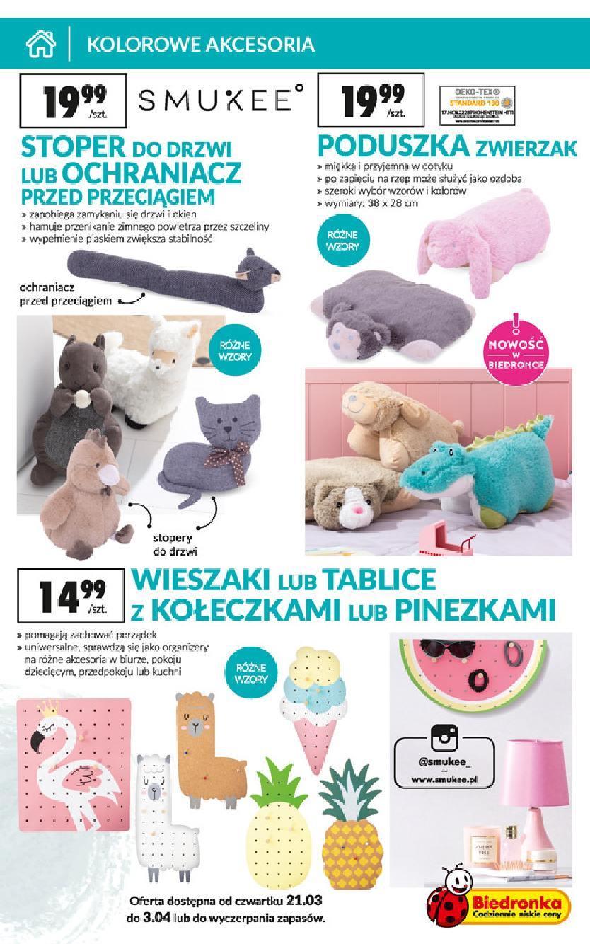 Gazetka promocyjna Biedronka do 04/04/2019 str.28