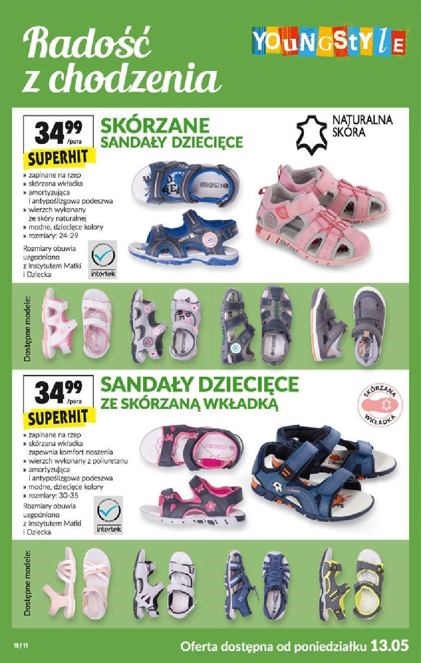Gazetka promocyjna Biedronka do 29/05/2019 str.10