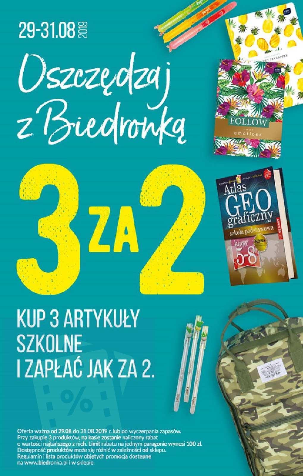 Gazetka promocyjna Biedronka do 04/09/2019 str.67