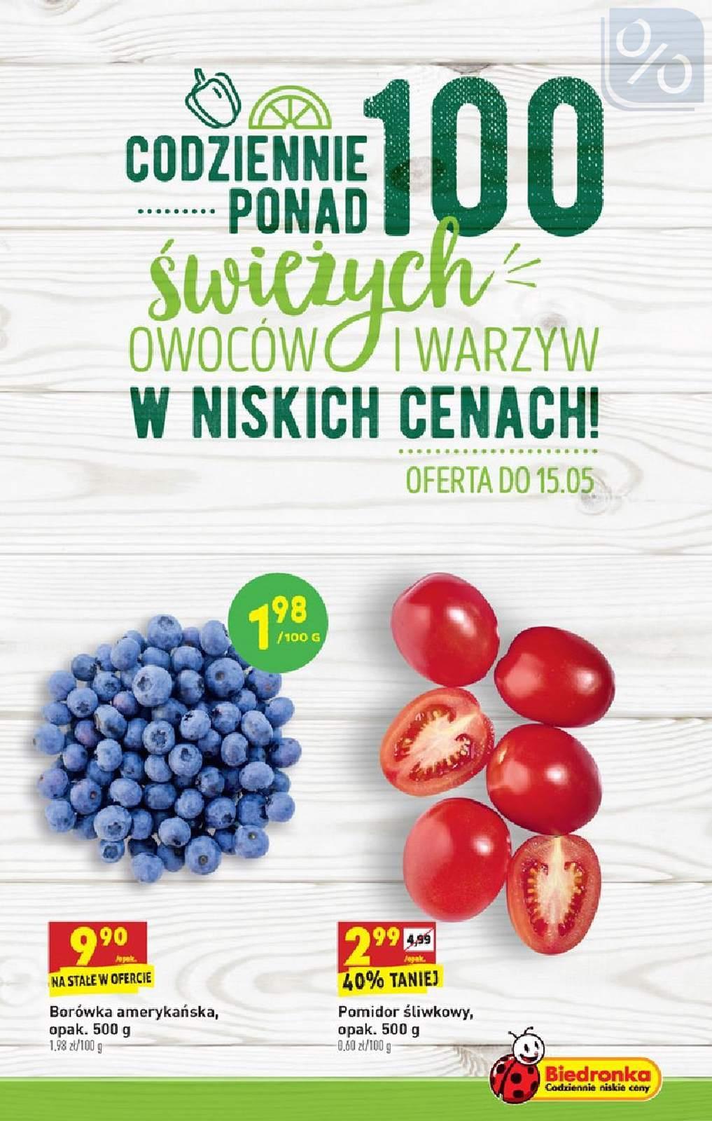 Gazetka promocyjna Biedronka do 19/05/2019 str.7
