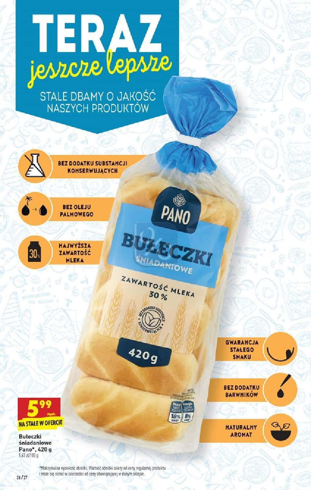 Gazetka promocyjna Biedronka do 07/07/2019 str.25