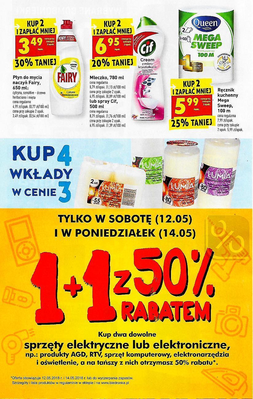 Gazetka promocyjna Biedronka do 12/05/2018 str.3