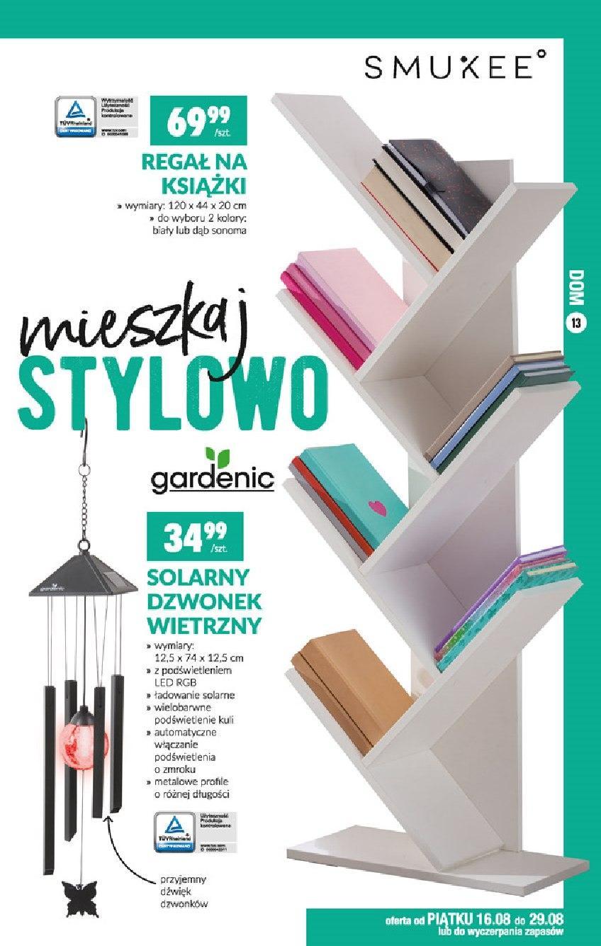 Gazetka promocyjna Biedronka do 25/08/2019 str.12