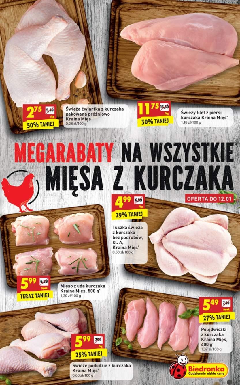Gazetka promocyjna Biedronka do 16/01/2019 str.7