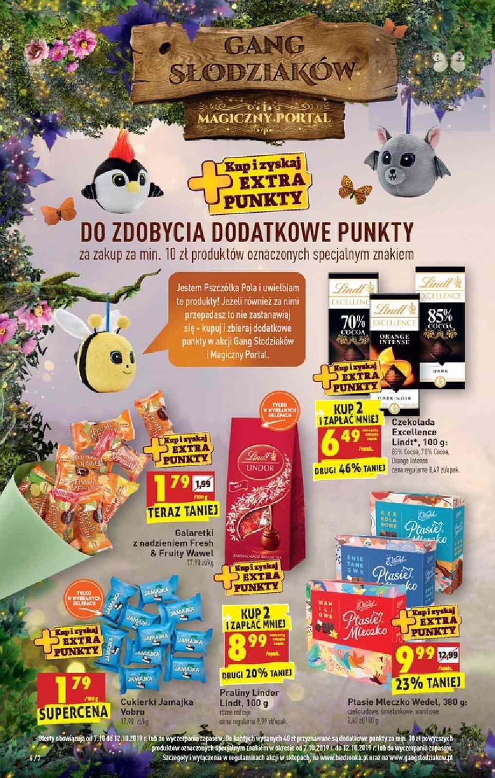 Gazetka promocyjna Biedronka do 12/10/2019 str.6
