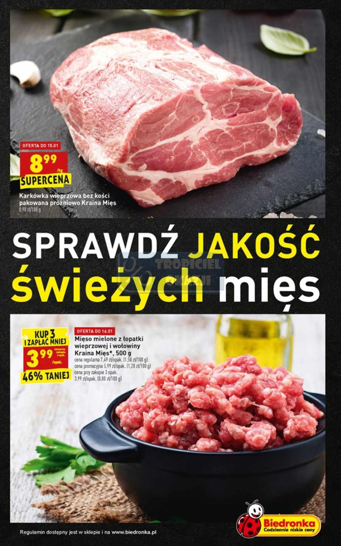 Gazetka promocyjna Biedronka do 19/01/2019 str.9