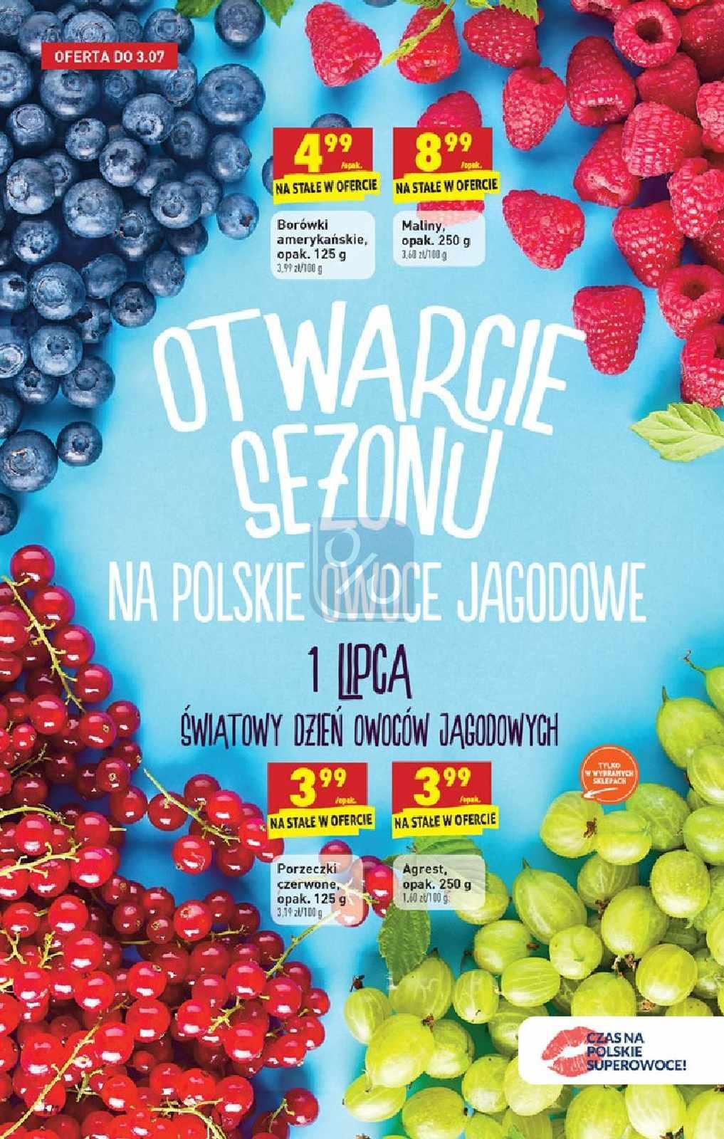 Gazetka promocyjna Biedronka do 07/07/2019 str.5