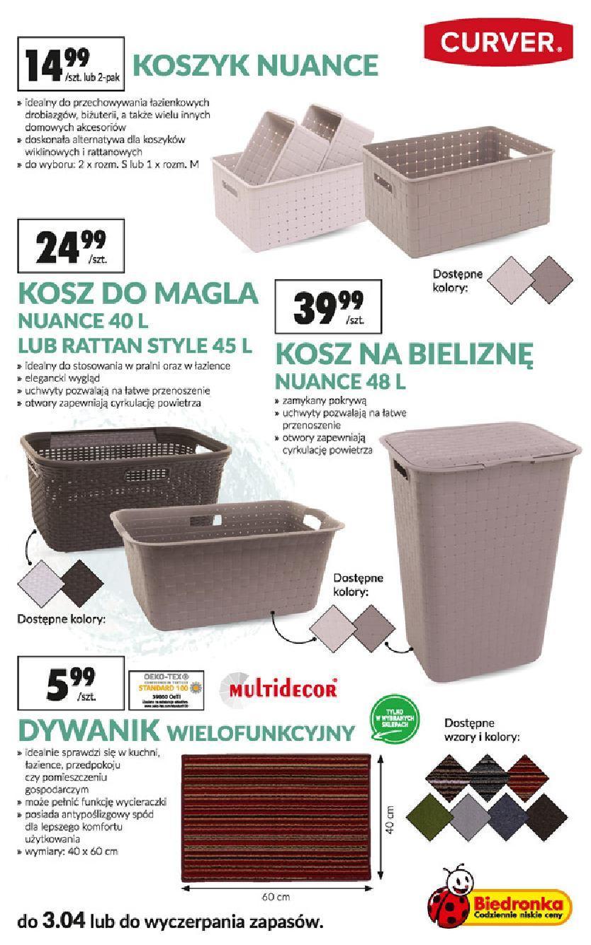 Gazetka promocyjna Biedronka do 04/04/2019 str.25