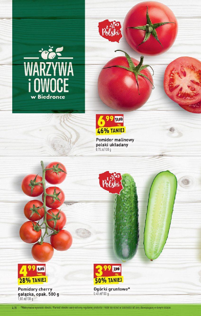 Gazetka promocyjna Biedronka do 05/05/2019 str.3
