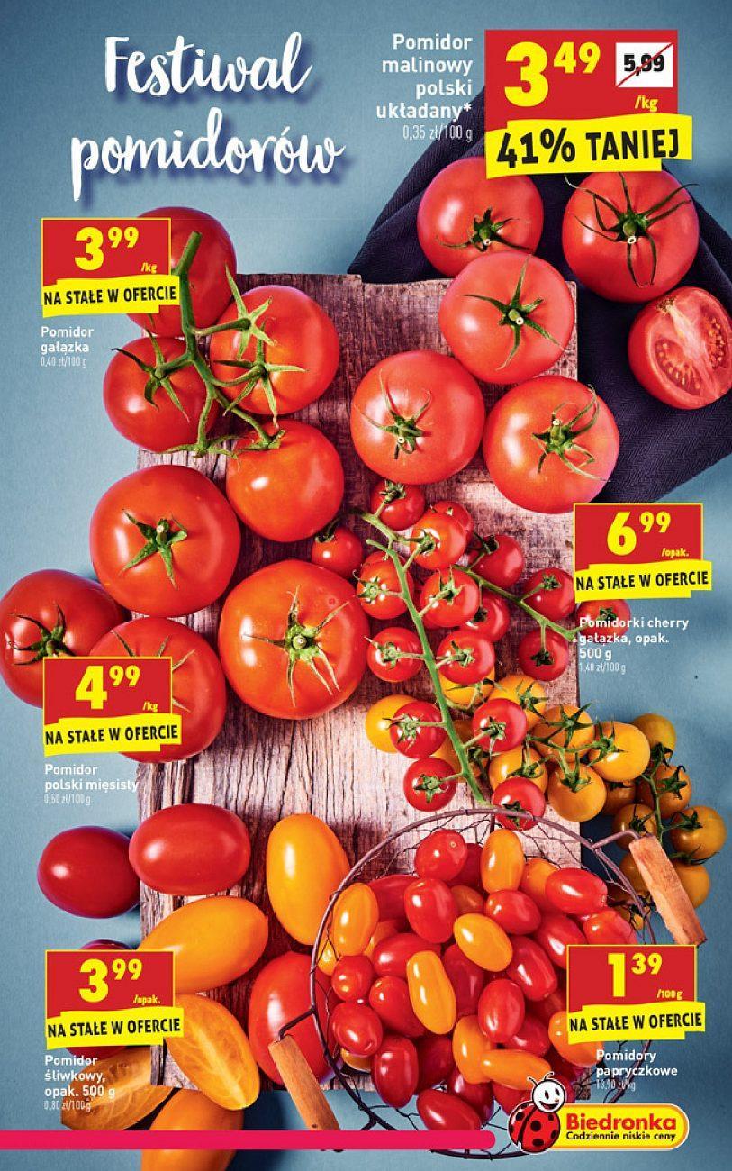 Gazetka promocyjna Biedronka do 18/08/2018 str.6