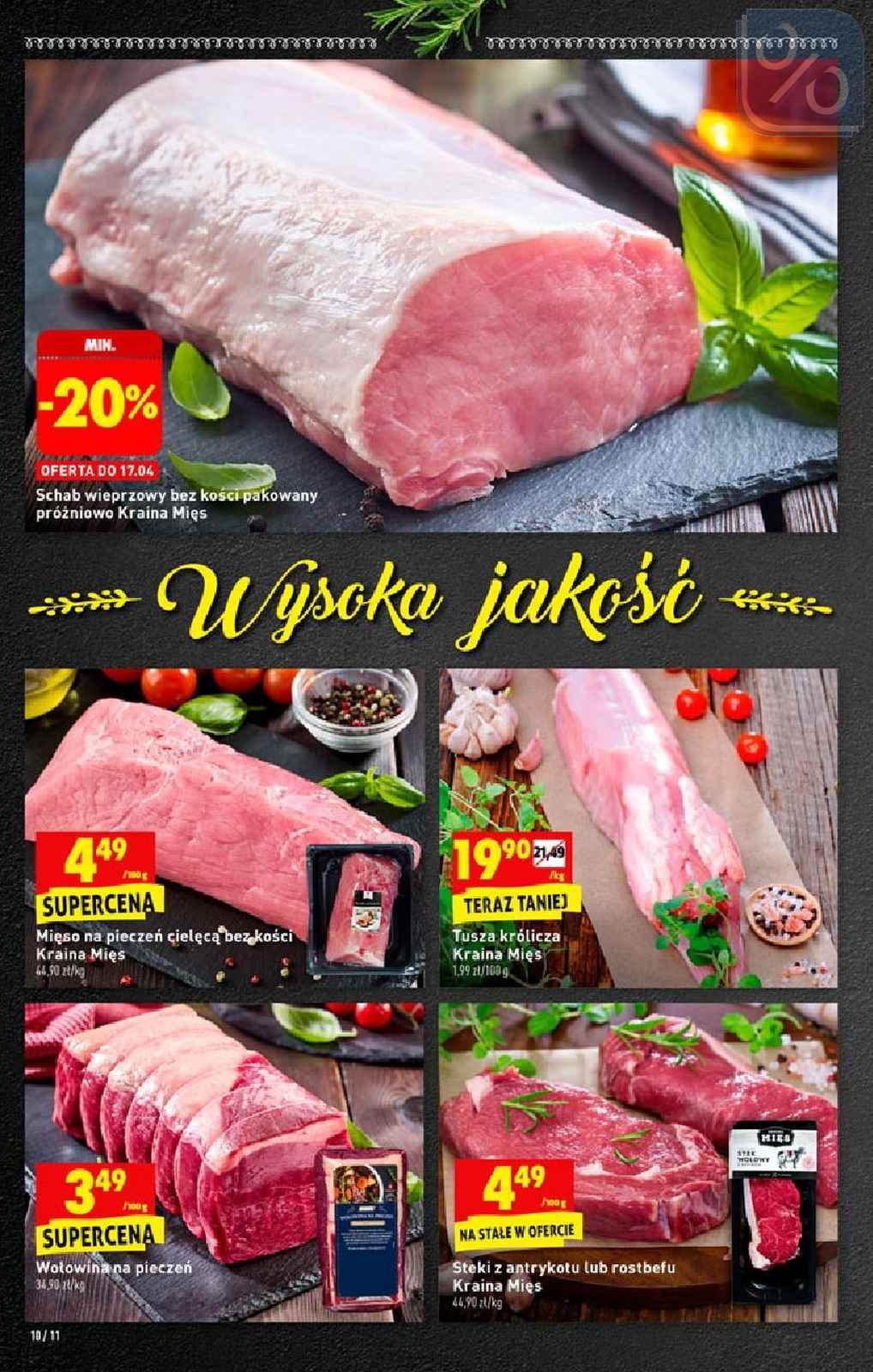 Gazetka promocyjna Biedronka do 20/04/2019 str.10