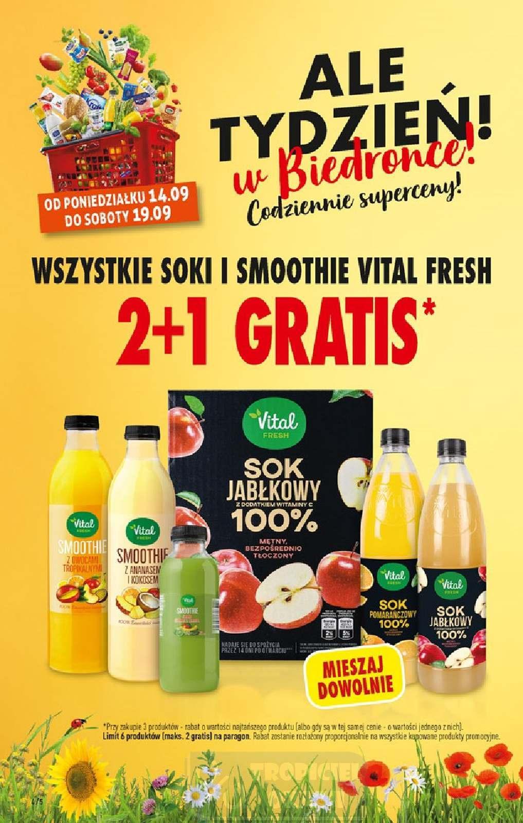 Gazetka promocyjna Biedronka do 19/09/2020 str.4
