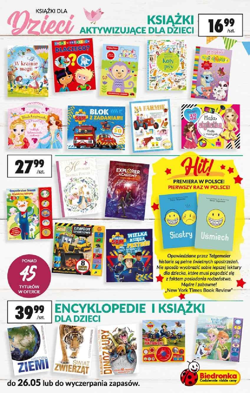Gazetka promocyjna Biedronka do 29/05/2019 str.17