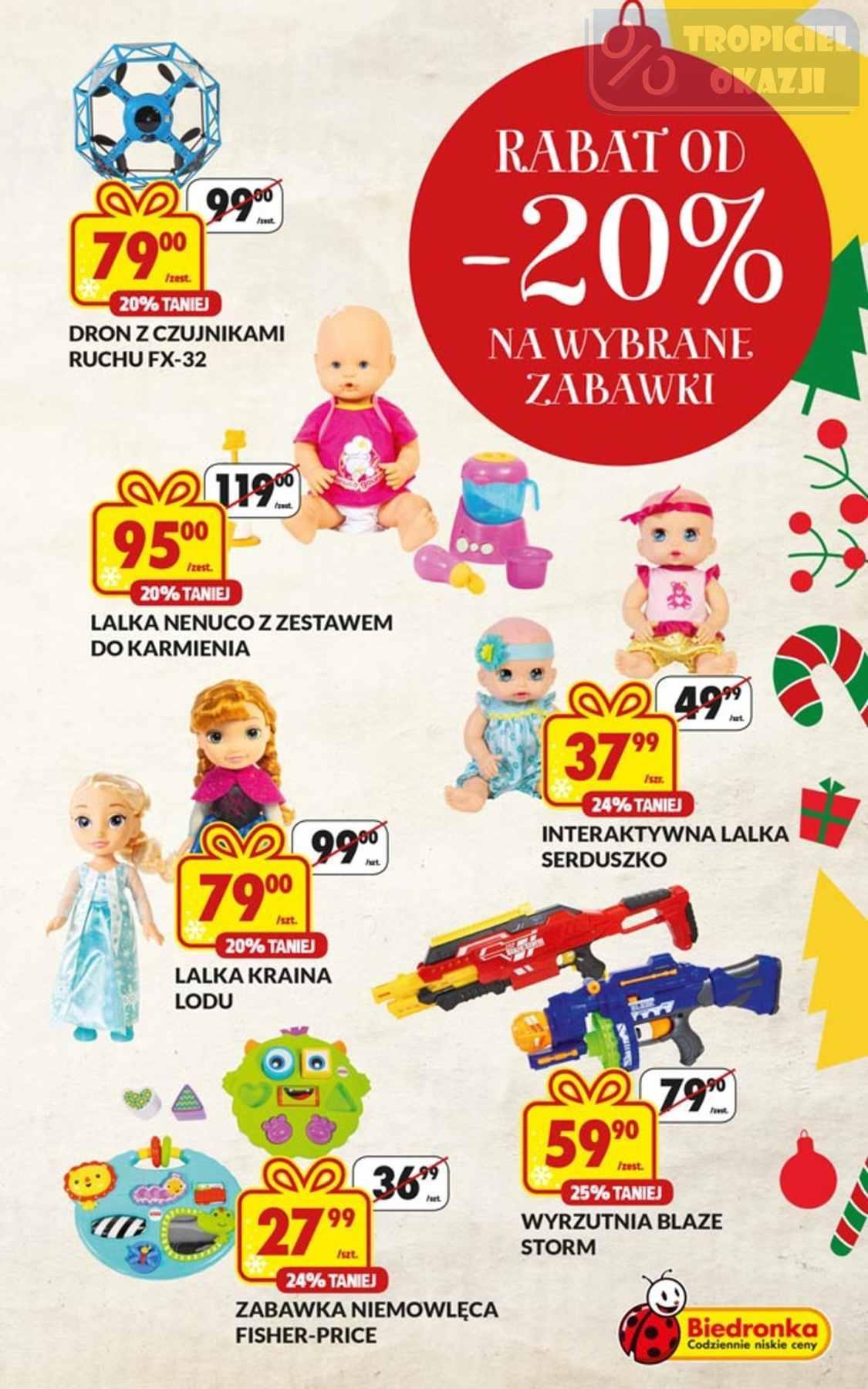 Gazetka promocyjna Biedronka do 16/12/2018 str.7