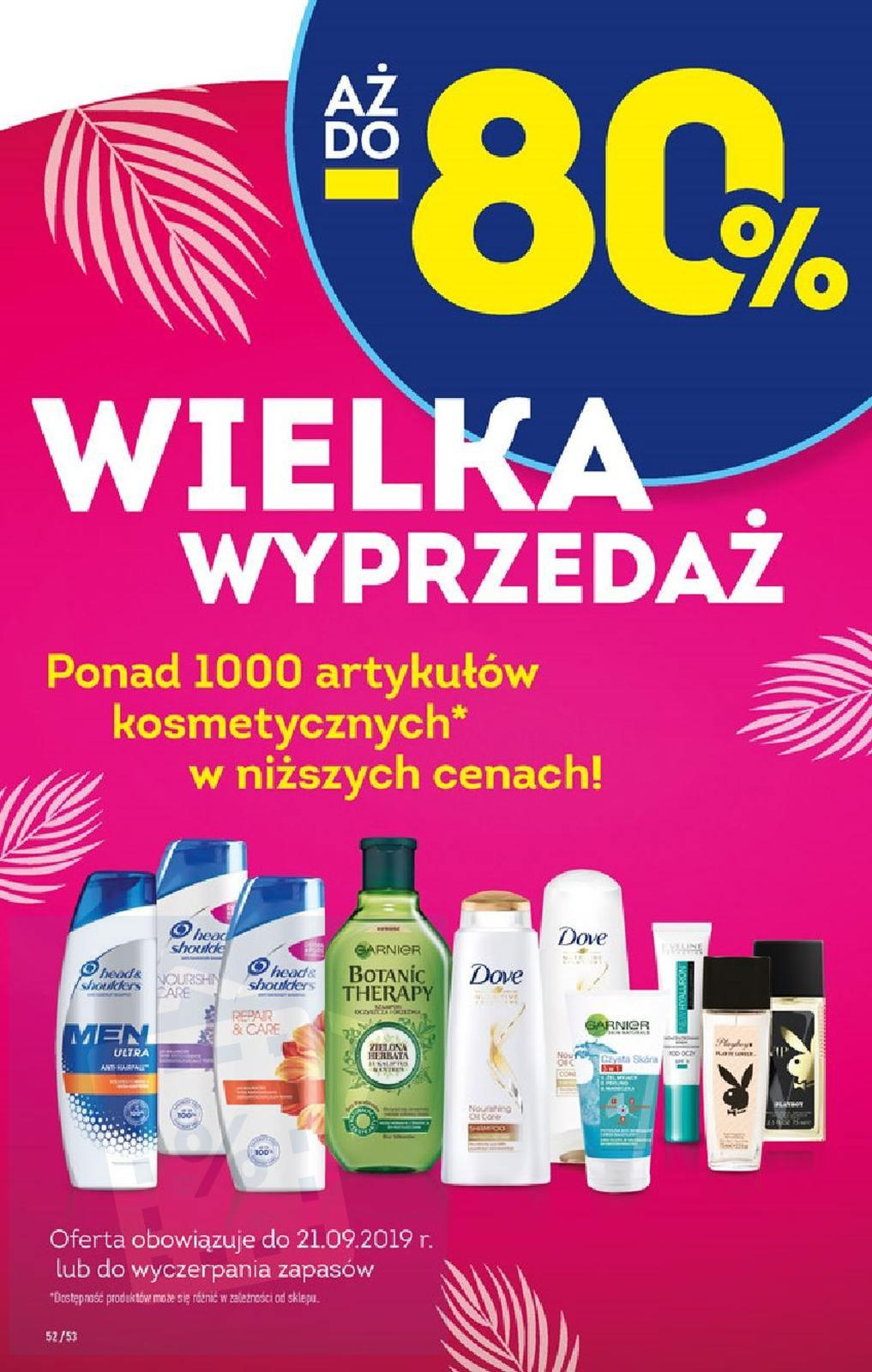Gazetka promocyjna Biedronka do 14/09/2019 str.52