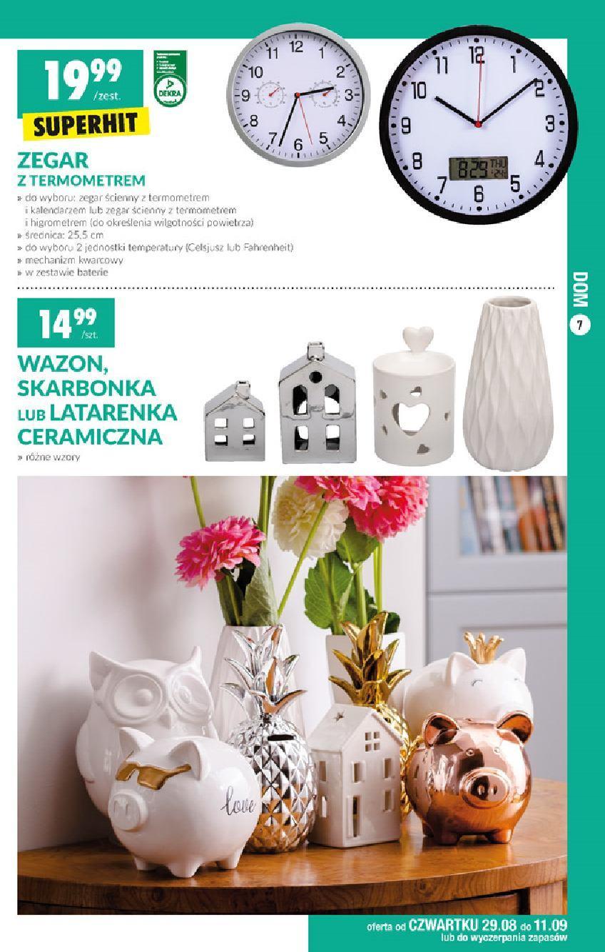 Gazetka promocyjna Biedronka do 11/09/2019 str.6
