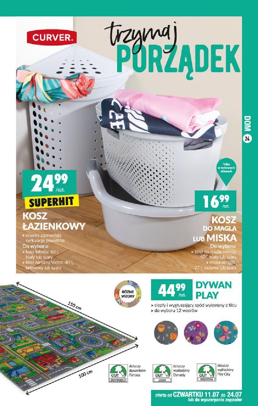 Gazetka promocyjna Biedronka do 24/07/2019 str.23