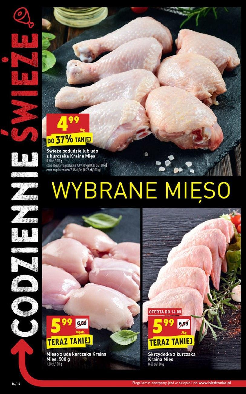 Gazetka promocyjna Biedronka do 18/08/2018 str.15