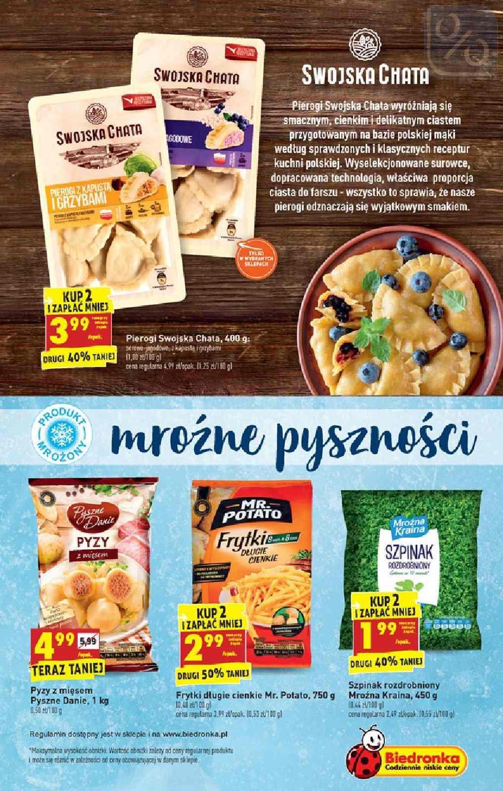 Gazetka promocyjna Biedronka do 19/05/2019 str.29