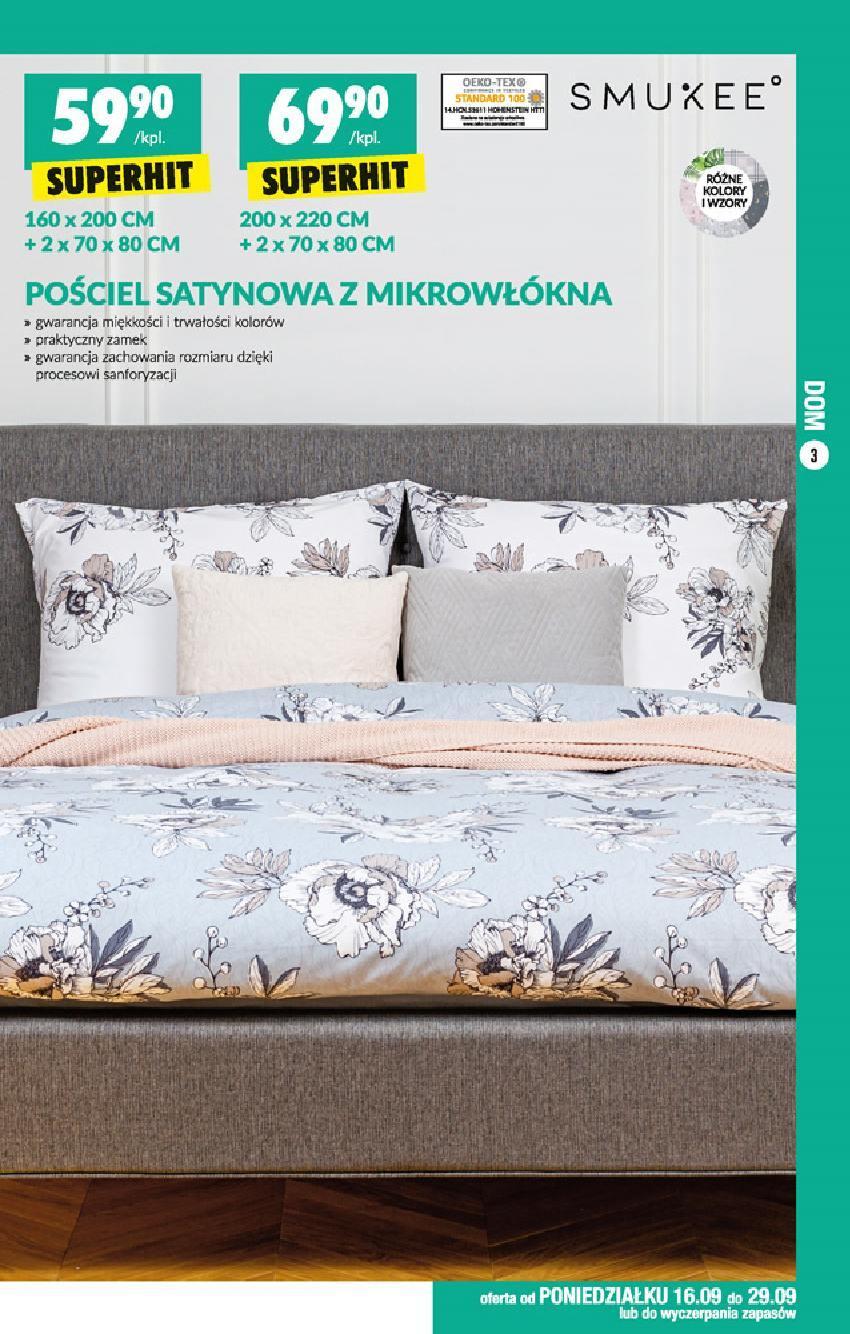 Gazetka promocyjna Biedronka do 02/10/2019 str.3