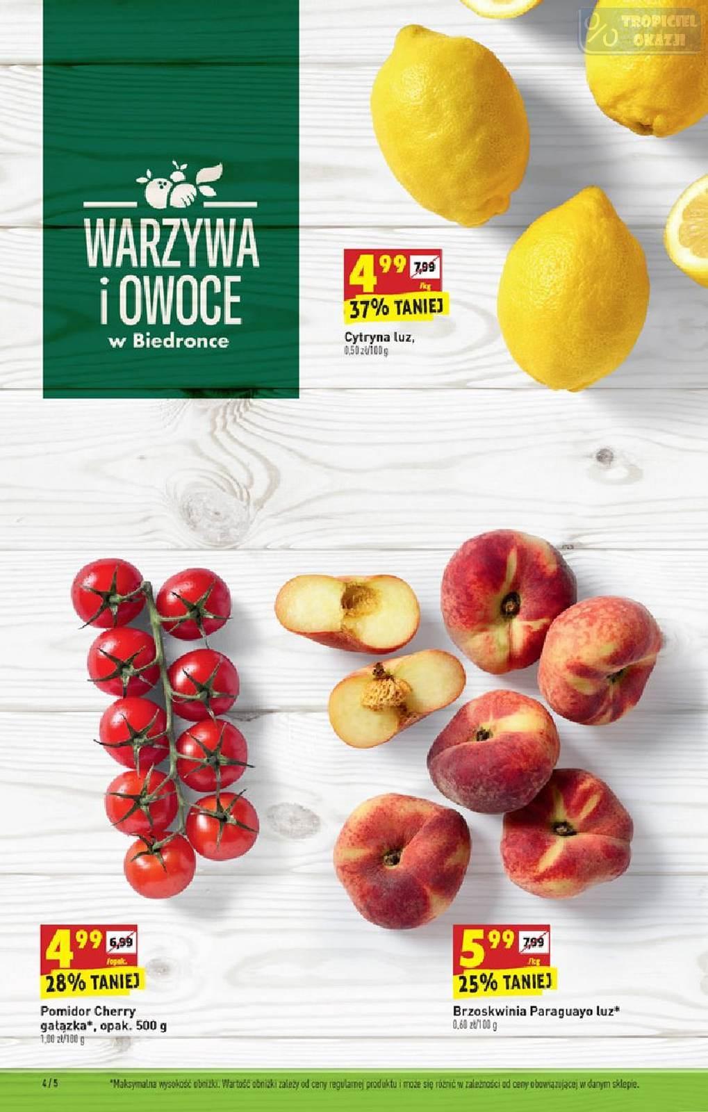 Gazetka promocyjna Biedronka do 12/06/2019 str.4