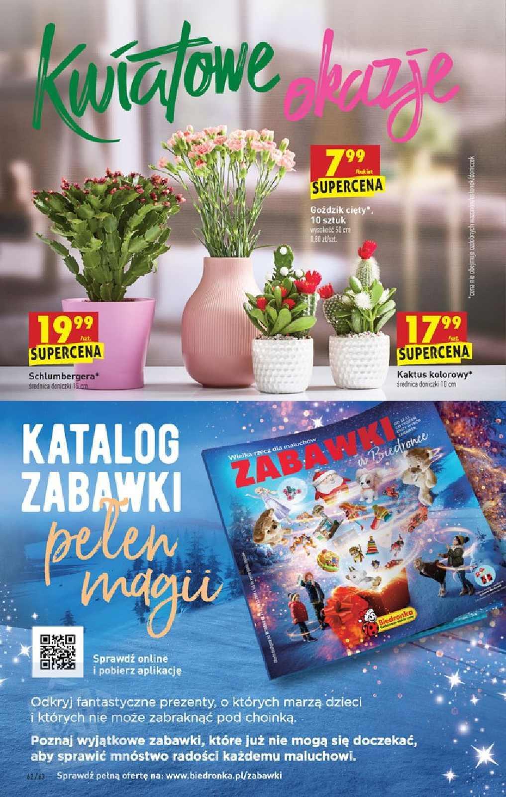 Gazetka promocyjna Biedronka do 24/11/2019 str.62