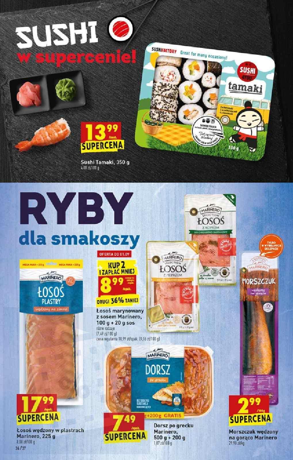 Gazetka promocyjna Biedronka do 04/09/2019 str.35