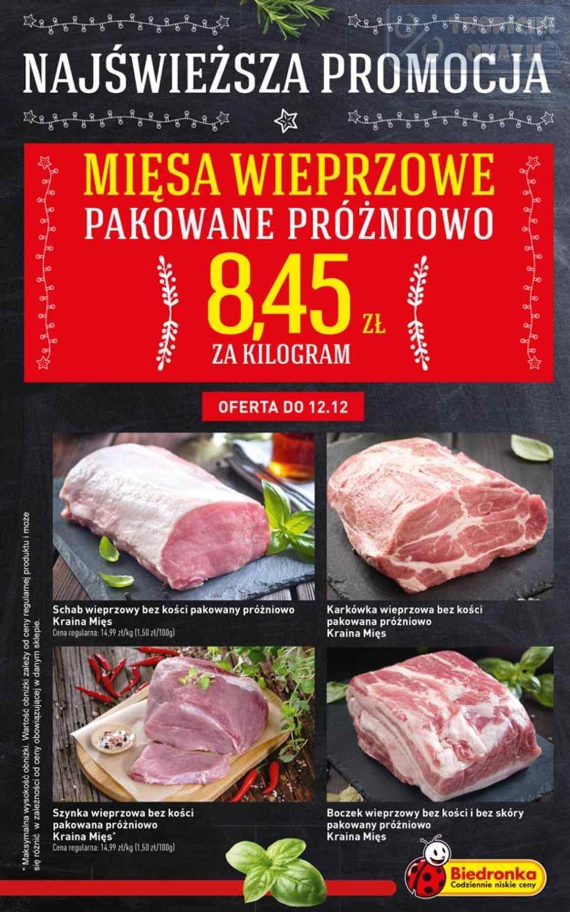 Gazetka promocyjna Biedronka do 16/12/2018 str.11