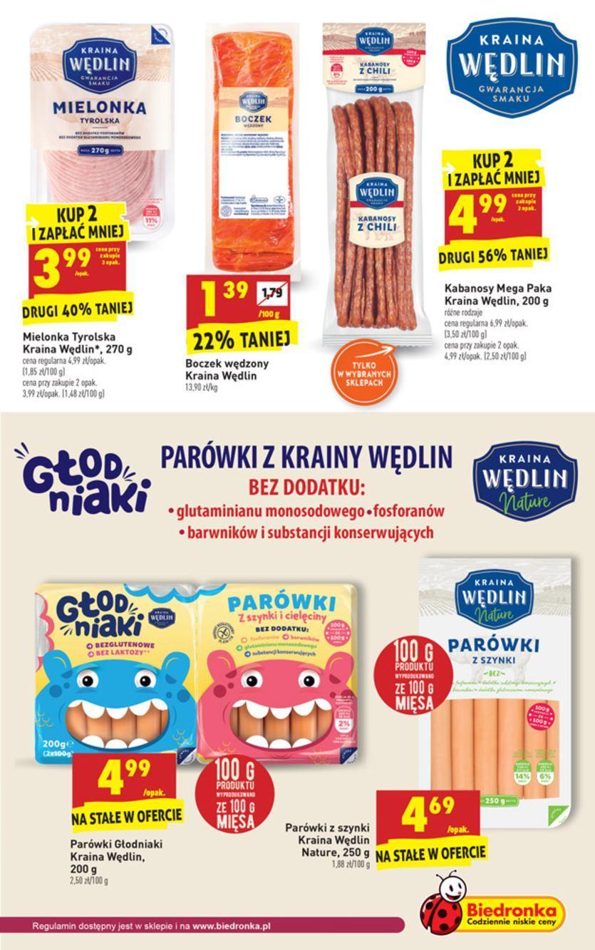 Gazetka promocyjna Biedronka do 17/10/2018 str.20