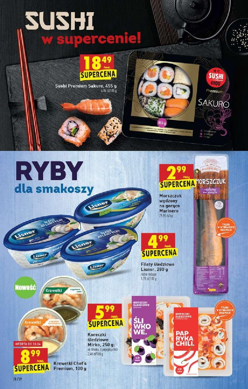 Gazetka promocyjna Biedronka do 03/07/2019 str.27