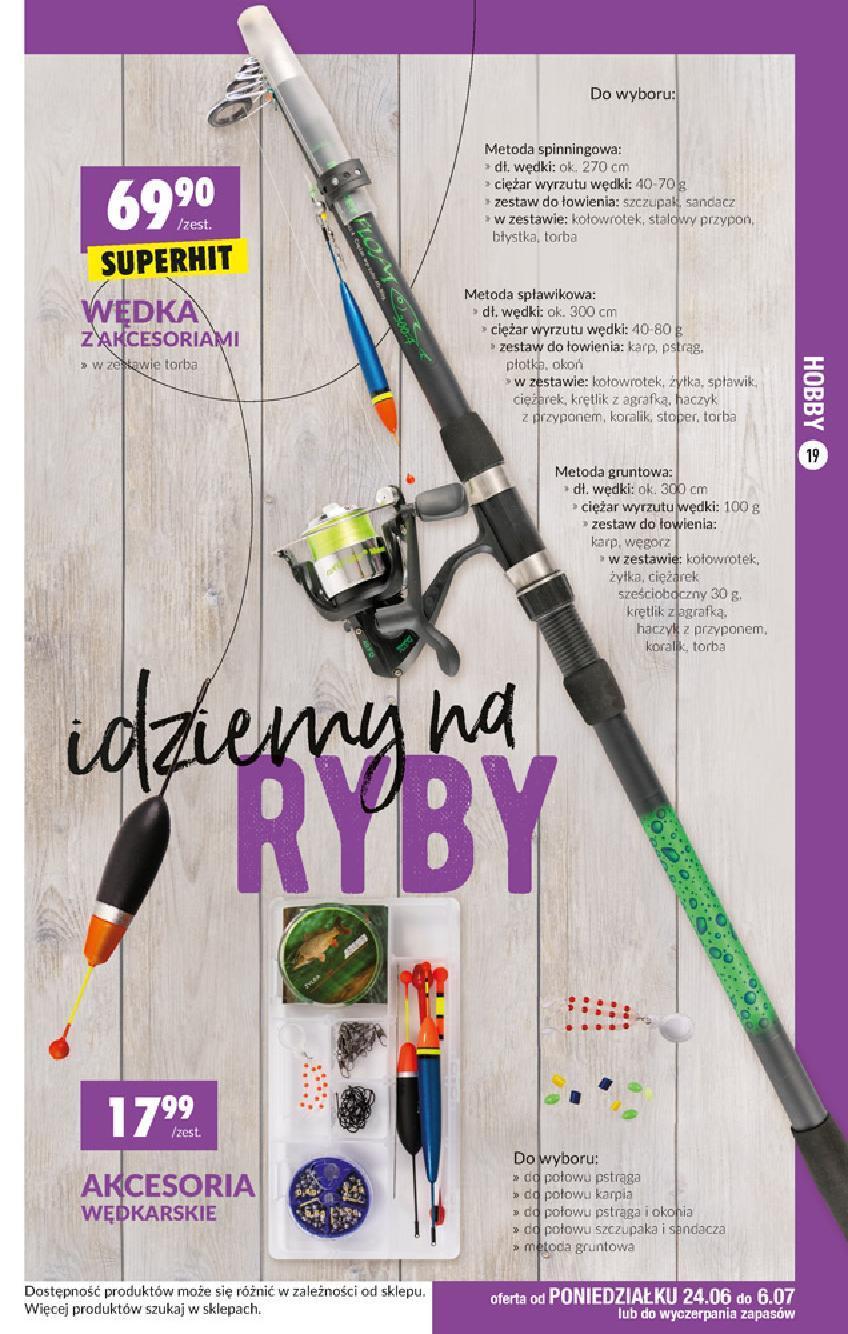 Gazetka promocyjna Biedronka do 06/07/2019 str.18