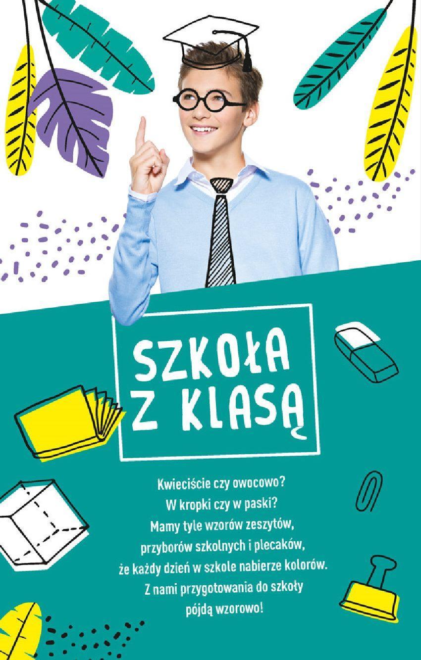 Gazetka promocyjna Biedronka do 07/09/2019 str.1