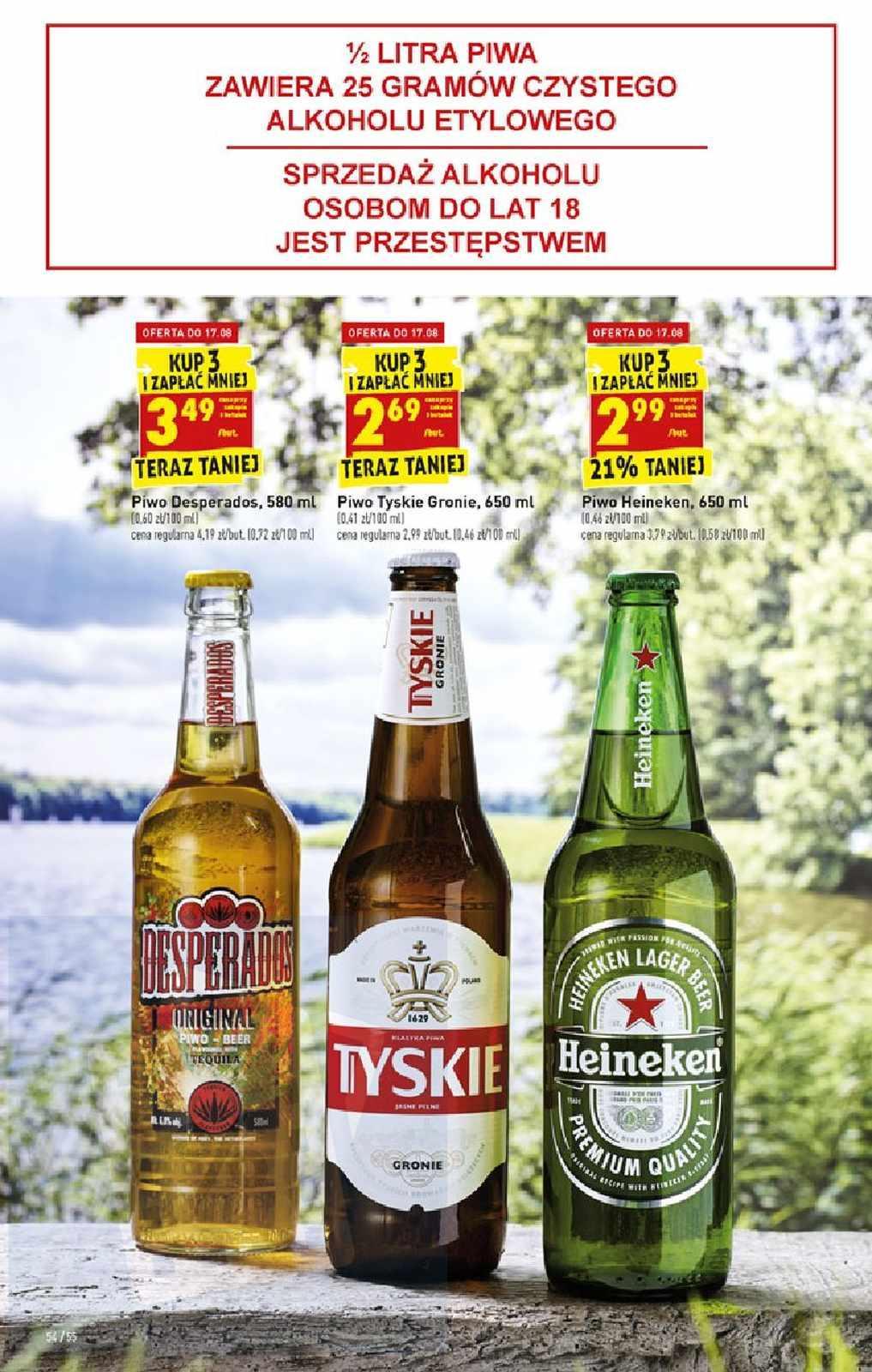 Gazetka promocyjna Biedronka do 21/08/2019 str.54