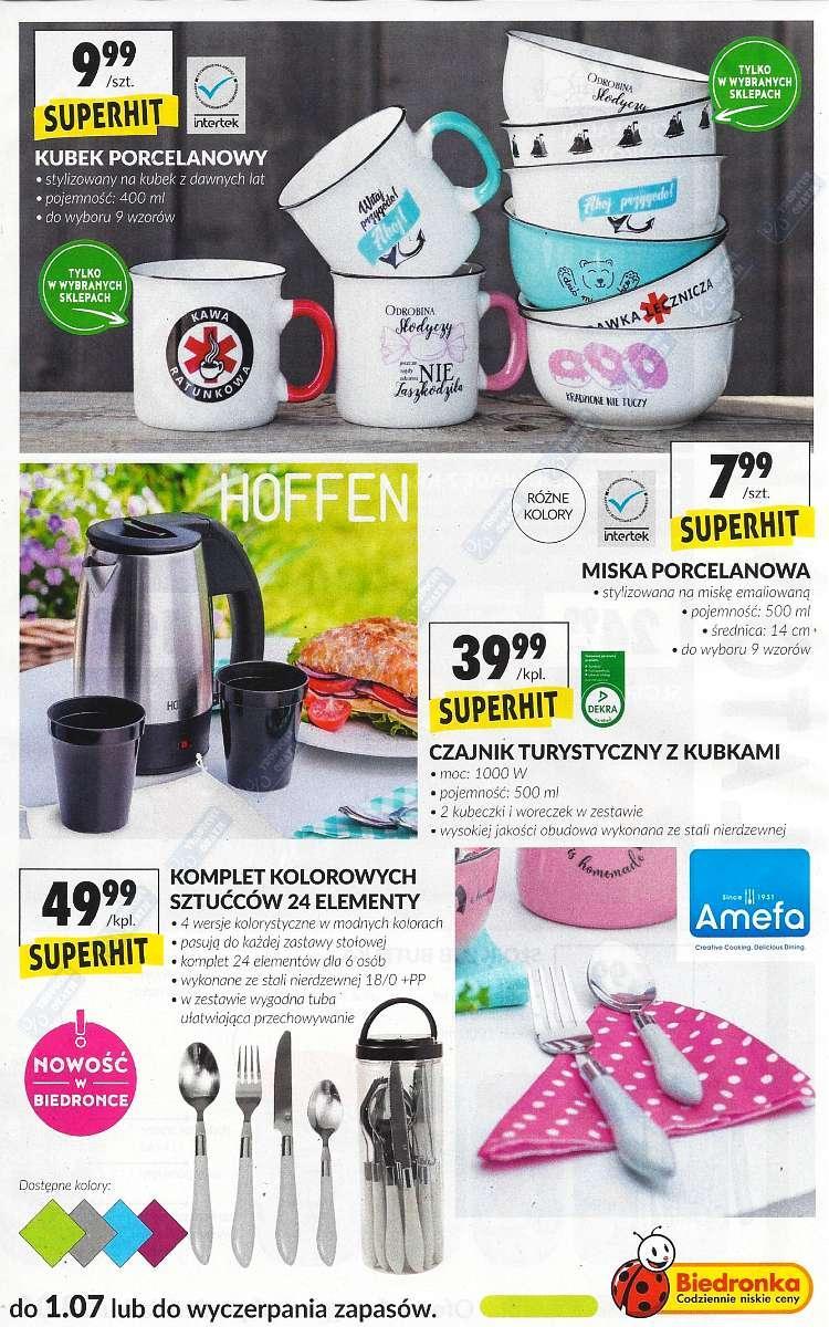 Gazetka promocyjna Biedronka do 04/07/2018 str.5