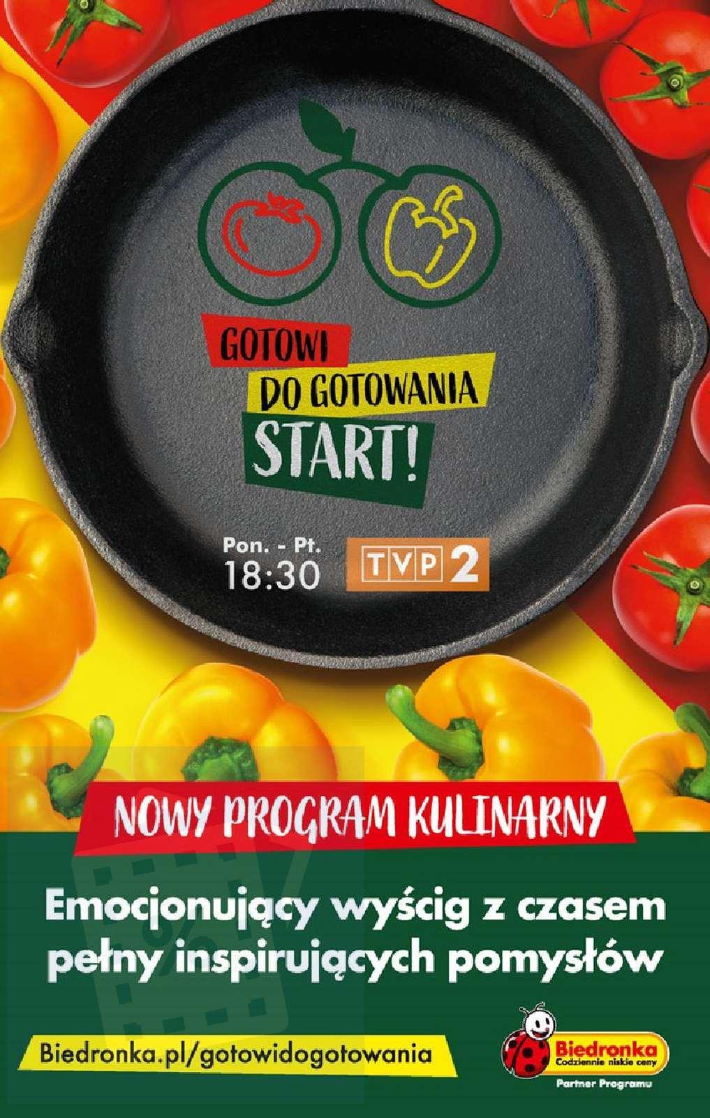 Gazetka promocyjna Biedronka do 14/09/2019 str.64