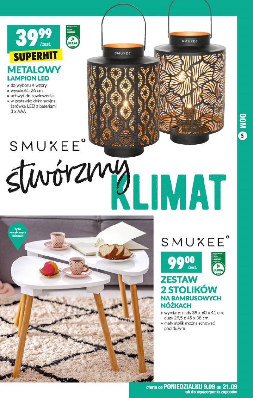 Gazetka promocyjna Biedronka do 25/09/2019 str.5