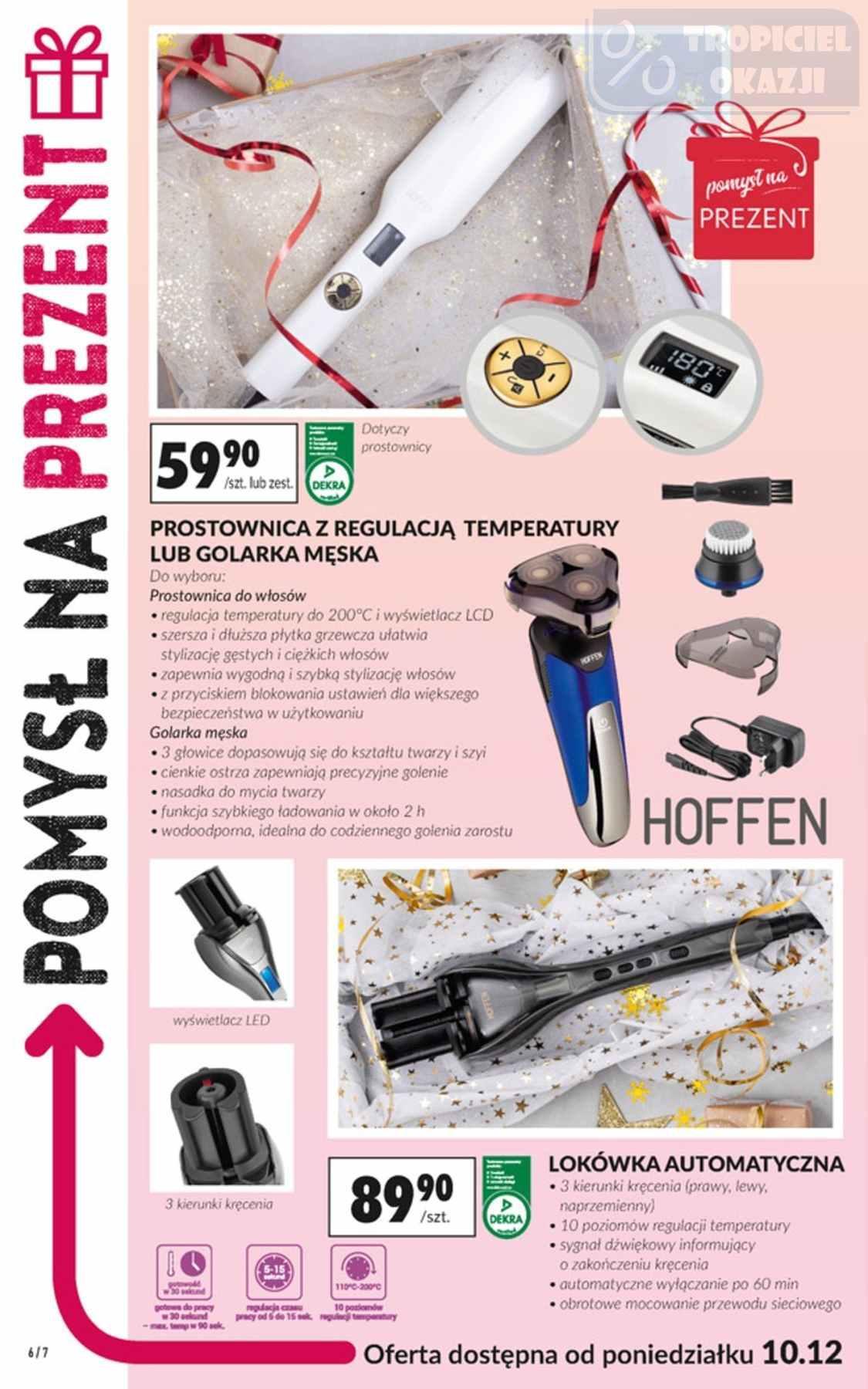 Gazetka promocyjna Biedronka do 24/12/2018 str.6