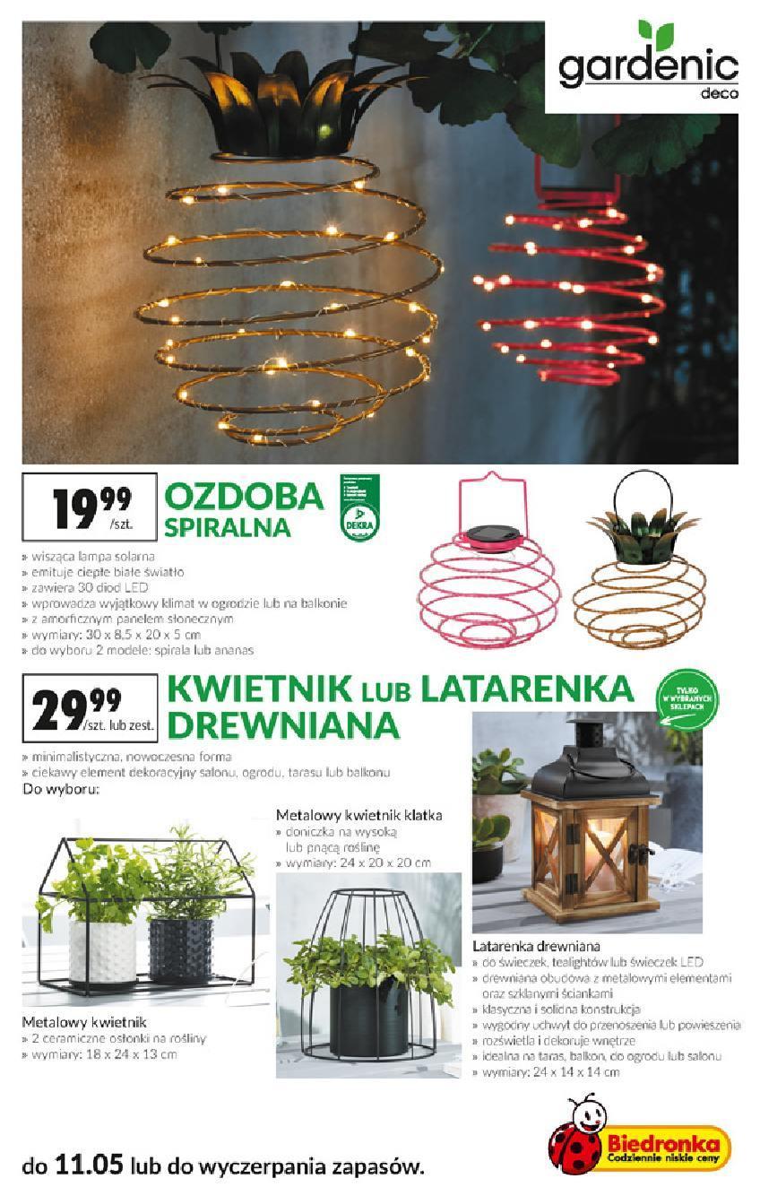 Gazetka promocyjna Biedronka do 11/05/2019 str.16