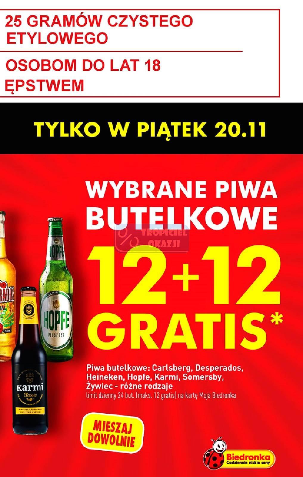 Gazetka promocyjna Biedronka do 25/11/2020 str.3