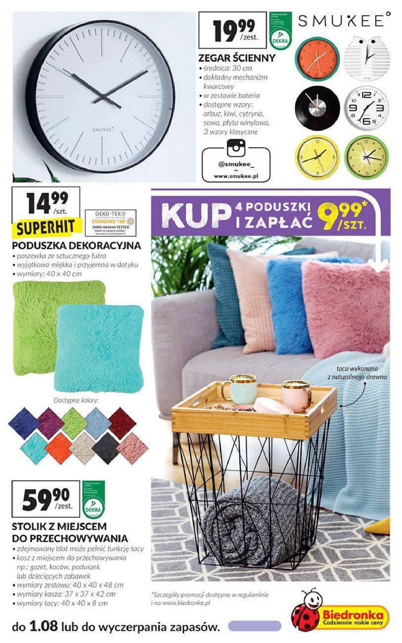 Gazetka promocyjna Biedronka do 29/07/2018 str.18