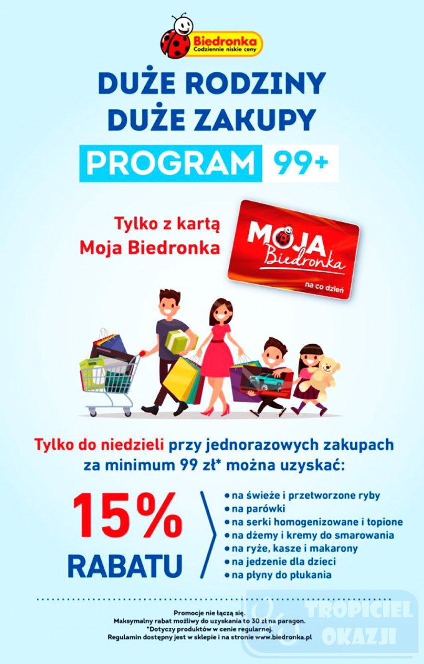 Gazetka promocyjna Biedronka do 16/08/2017 str.43