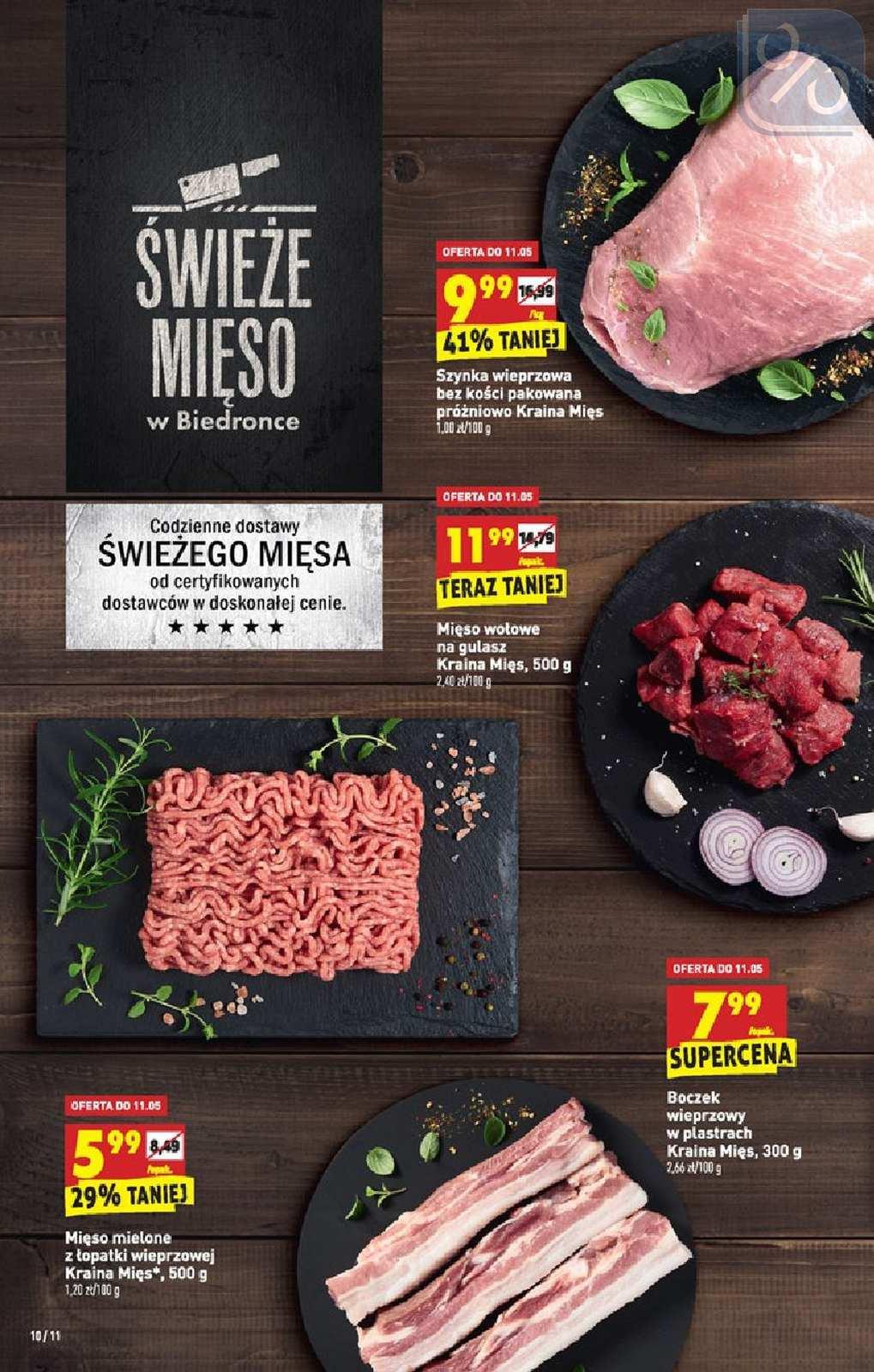 Gazetka promocyjna Biedronka do 15/05/2019 str.10