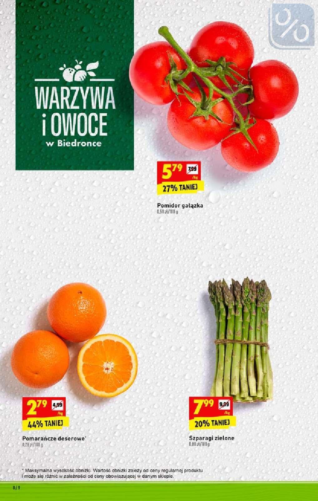 Gazetka promocyjna Biedronka do 20/04/2019 str.8
