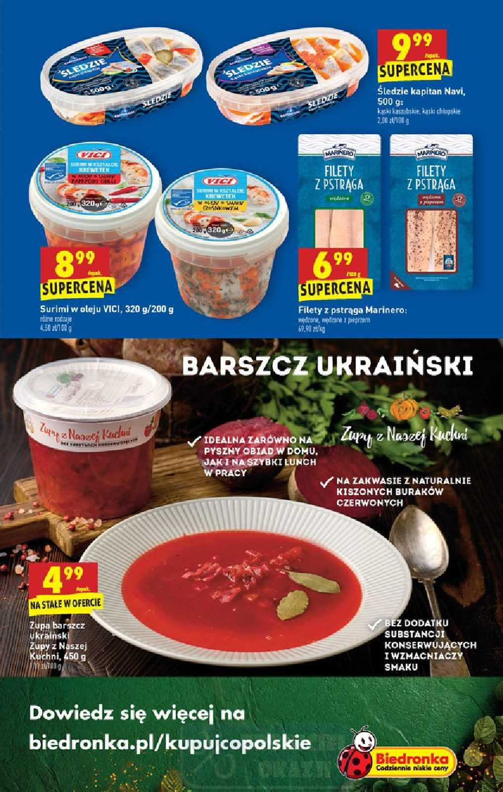 Gazetka promocyjna Biedronka do 04/11/2020 str.21