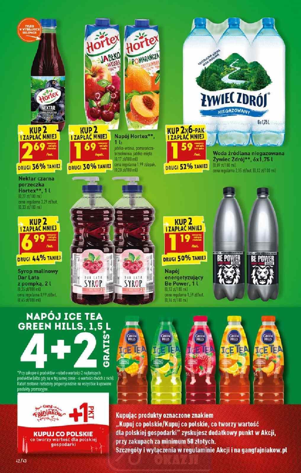 Gazetka promocyjna Biedronka do 27/09/2020 str.42