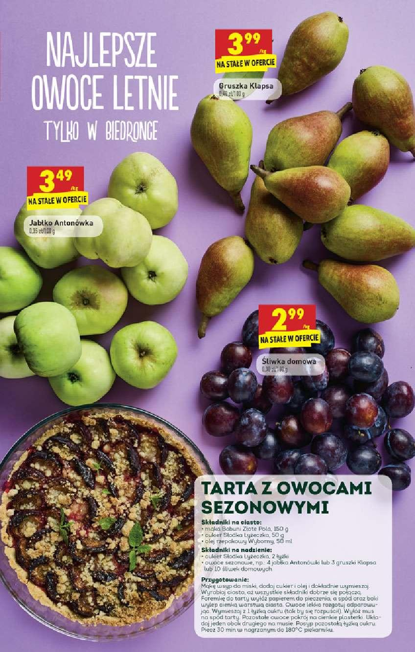 Gazetka promocyjna Biedronka do 28/08/2019 str.4
