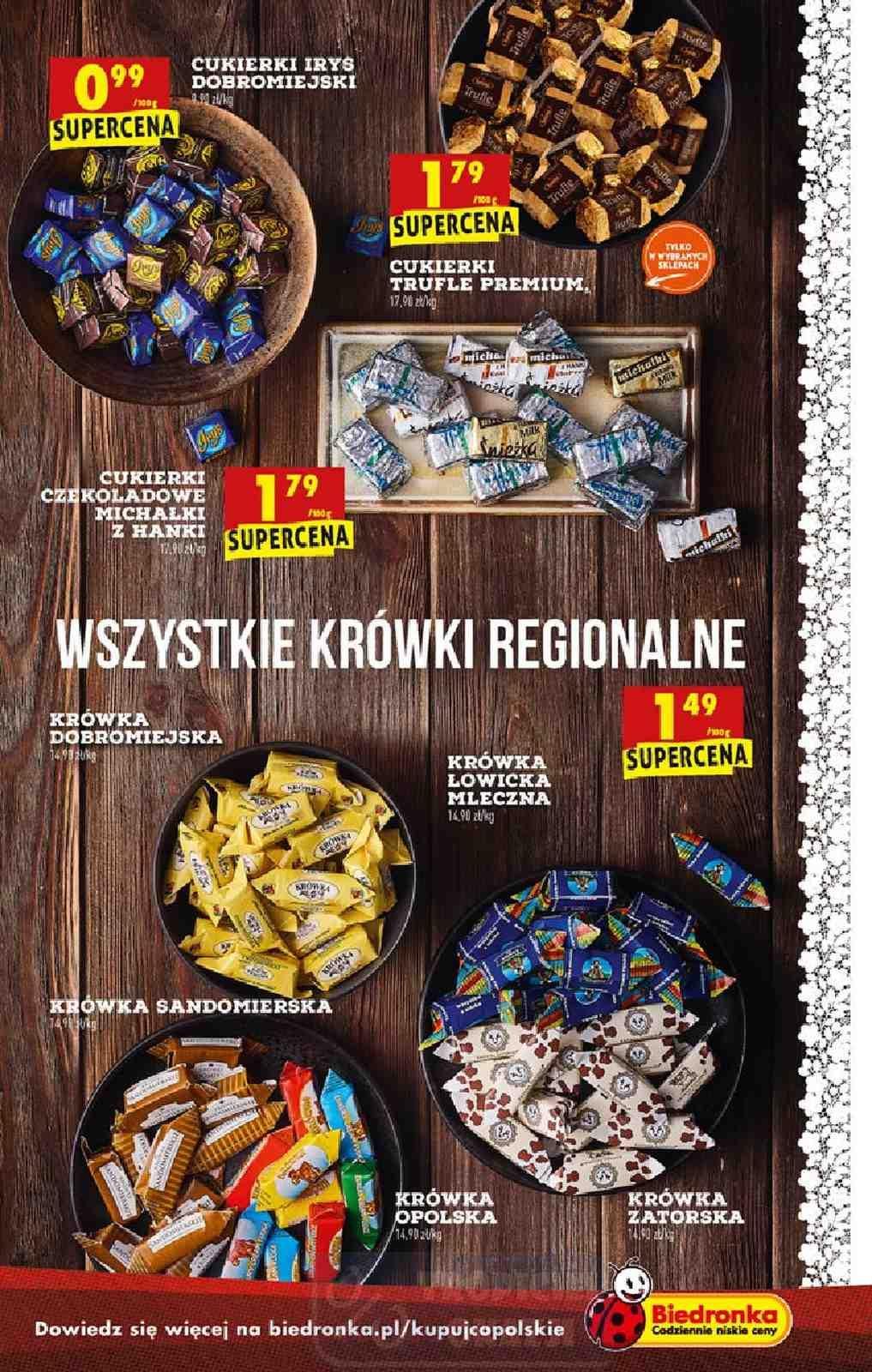 Gazetka promocyjna Biedronka do 07/10/2020 str.49