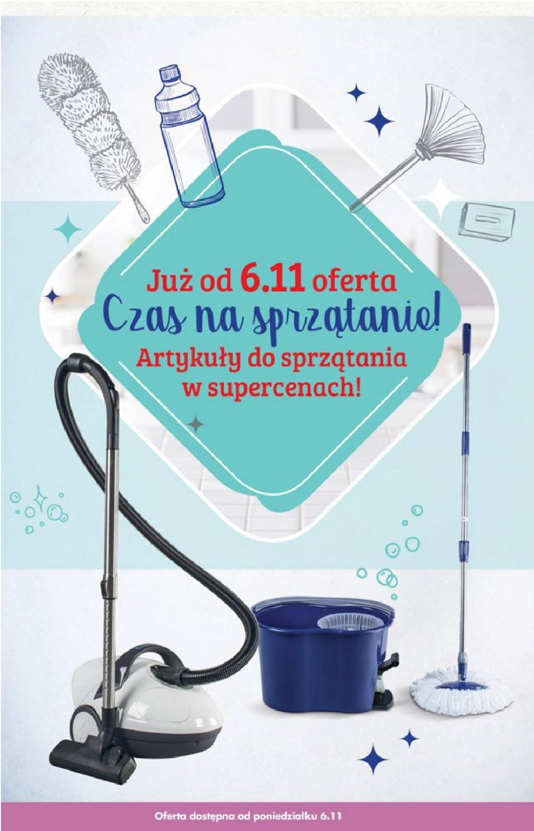 Gazetka promocyjna Biedronka do 19/11/2017 str.1